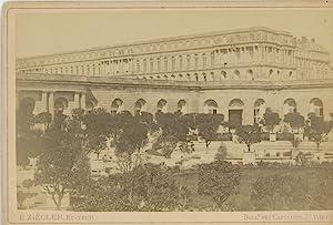 E. Ziegler, Paris, Orangerie de Versailles: Photographie originale /