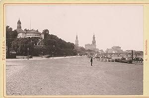 Römmler & Jonas, Dresden. Belvedere: Photographie originale /