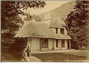 W.L., Ireland, Killarney, Glena Cottage: Photographie originale / Original photograph