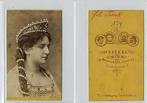 Dr. Székely, Wien, actrice, comédienne nommée Katharina: Photographie originale /