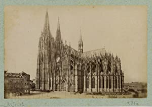 F. Frith. Allemagne, Cologne