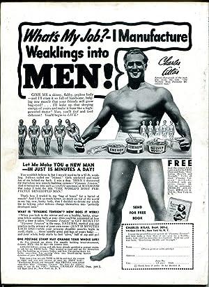 Titter 11/1946-Peter Driben-cheesecake-stockings-girl fights-lingerie-VF
