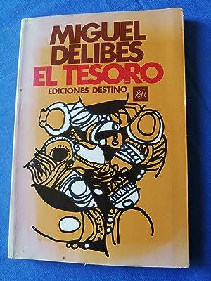 El tesoro: Delibes, Miguel (1920-2010)