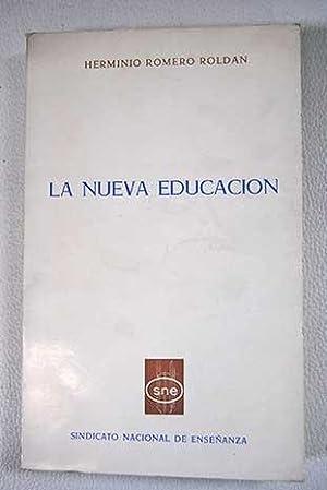 La nueva educación: Romero Roldán, Herminio