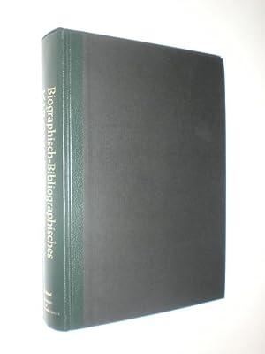 Biographisch-Bibliographisches Kirchenlexikon. XII (12). Begründet von Friedrich Wilhelm Bautz. ...