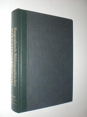 Biographisch-Bibliographisches Kirchenlexikon. IX (9). Begründet von Friedrich Wilhelm Bautz. ...