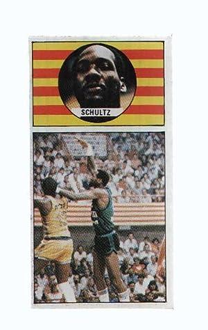 Imagen del vendedor de Cromo: Baloncesto 1986-1987: numero 98: Mike Schultz del Juventud de Badalona a la venta por EL BOLETIN
