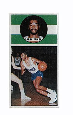 Imagen del vendedor de Cromo: Baloncesto 1986-1987: numero 130: Larry Spicer del Oximesa a la venta por EL BOLETIN