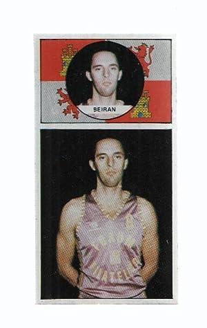 Imagen del vendedor de Cromo: Baloncesto 1986-1987: numero 159: Jose Beiran del Forum a la venta por EL BOLETIN