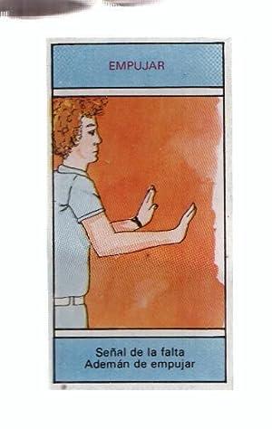 Imagen del vendedor de Cromo: Baloncesto 1986-1987: numero 191: Reglas del juego a la venta por EL BOLETIN