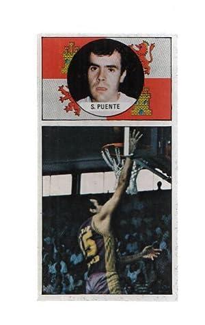 Imagen del vendedor de Cromo: Baloncesto 1986-1987: numero 154: Samuel Puente del Forum a la venta por EL BOLETIN