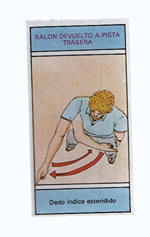 Imagen del vendedor de Cromo: Baloncesto 1986-1987: numero 202: Reglas del juego a la venta por EL BOLETIN
