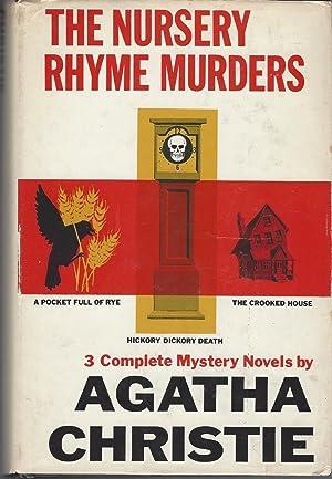 """Nursery Rhyme Murders Including """"a Pocket Full: Christie, Agatha"""