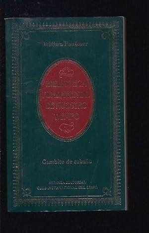 GAMBITO DE CABALLO: FAULKNER, WILLIAM