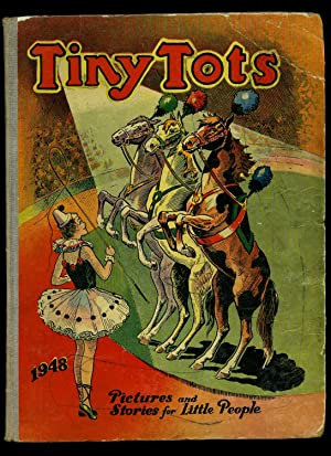 Tiny Tots Annual 1948: Pictures and Stories for Little People
