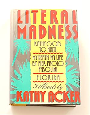 Literal Madness [first edition, signed]