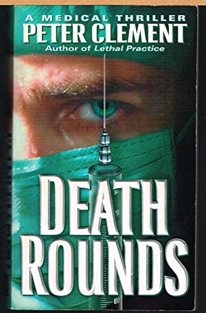 DEATH ROUNDS; Earl Garnet Thriller, Book 2