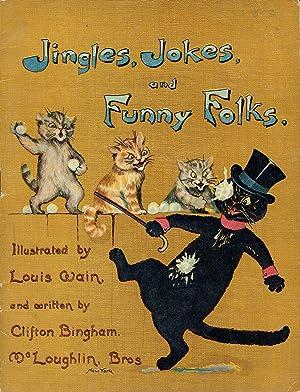 JINGLES, JOKES, AND FUNNY FOLKS: Bingham, Clifton