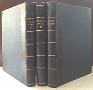 Our Own Country. Descriptive, Historical, Pictorial. 3 Vols. LEATHER Edition