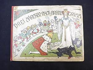 Das deutsche Bilderbuch. Serie A. Märchen. Nr.: Grimm, [Jakob und