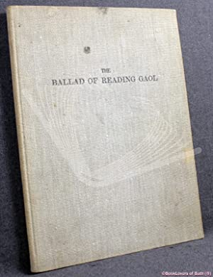 The Ballad of Reading Gaol: Oscar Wilde
