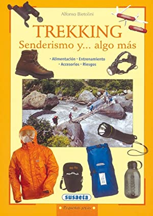Imagen del vendedor de Trekking. Senderismo y. algo más a la venta por Imosver