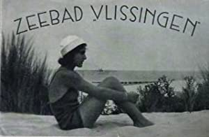 Brochure Zeebad Vlissingen, tekst in Nederlands, English, French en German