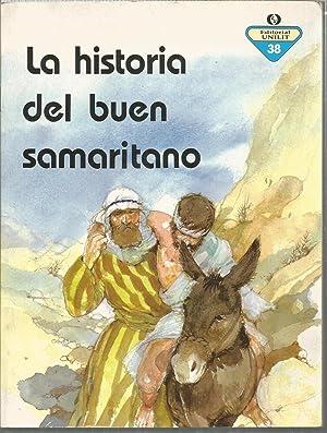 LA HISTORIA DEL BUEN SAMARITANO (serie Historias: PENNY FRANK Ilustraciones
