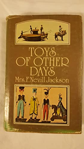 Toys of Other Days: Jackson, Mrs. F.