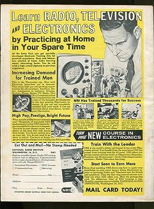 STAG MAGAZINE DECEMBER 1962-MORT KUNSTLER-WALTER POPP-FN