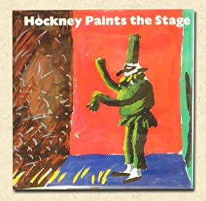 Hockney Paints the Stage: Friedman, Martin, with