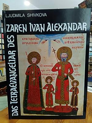 Bild des Verkäufers für Das Tetraevangeliar des Zaren Ivan Alexandar. zum Verkauf von Antiquariat Thomas Nonnenmacher