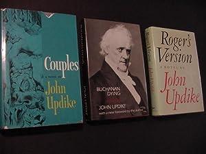 Couples; Buchanan Dying; Roger's Version (Group Lot: Updike, John