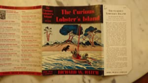 The Curious Lobster's Island, by Richard Hatch,: Richard Hatch, DUSTJACKET