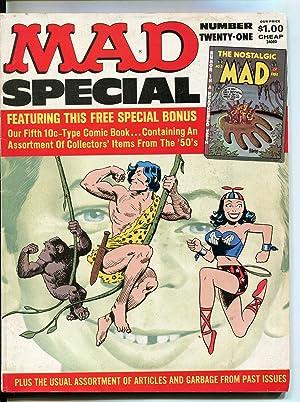 MAD Special Magazine-#21-Nostalgic Comic-Mingo-Martin-Drucker-Woodbridge-FN