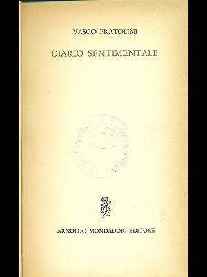 Diario sentimentale: Vasco Pratolini