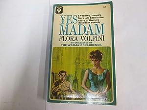 Commandi, signora. Yes, Madam . translated . by Arthur Oliver (Mayflower-Dell Paperbacks. no. 9794....