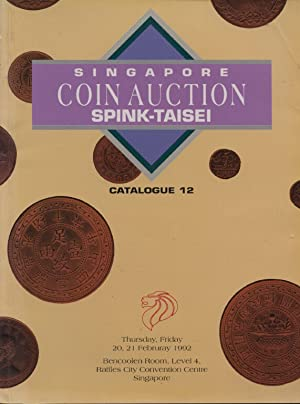 Spink-Taisei February 1992 Catalogue 12 - Coins: Misc.