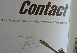 Contact: A tribute to those who serve: Lovett, John