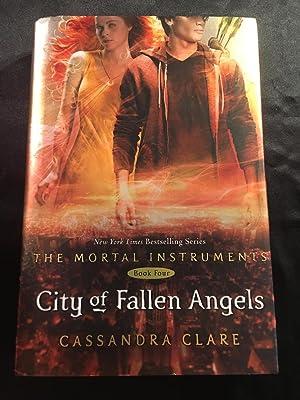 City of Fallen Angels (Mortal Instruments, Book: Cassandra Clare