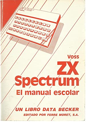 Voss Zx Spectrum el manual escolar
