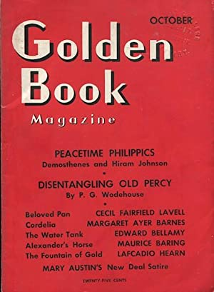 Disentangling Old Percy / Golden Book Magazine