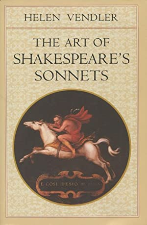 The Art of Shakespeare's Sonnets: Helen Vendler