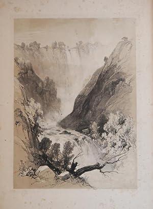 Falls of Terni: James Duffield HARDING