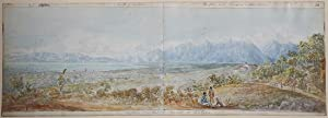 Leghorn from the Convent of Montenero: Amm. William PAGET