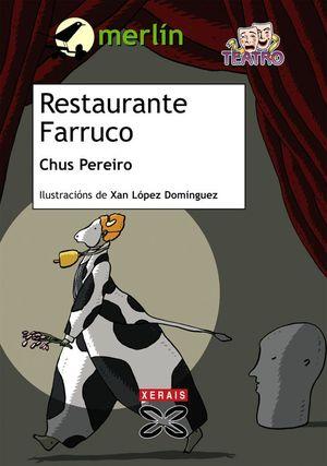 RESTAURANTE FARRUCO: PEREIRO SANTOS, MARÍA