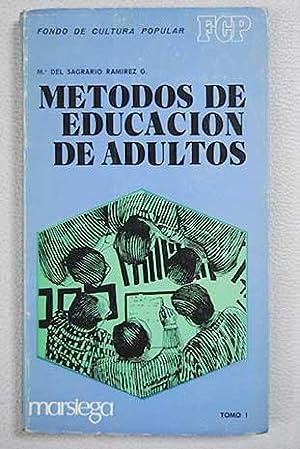 Métodos de educación de adultos: Ramírez, María del