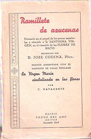 Ramillete de azucenas: Codina, José