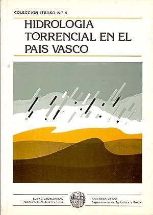 Hidrología Torrencial en el País Vasco. (Flood: López Unzu, Fermín