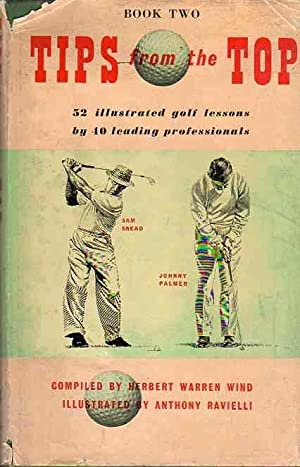 Tips from the Top. Book 2. 52: Wind, Herbert Warren